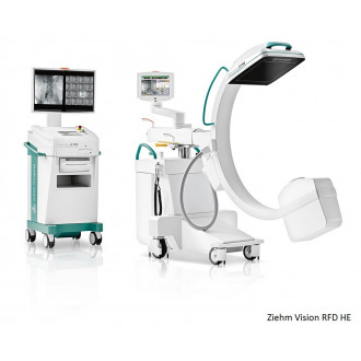 Передвижная рентген установка С-дуга Ziehm Vision RFD Hybrid Edition в Краснодаре