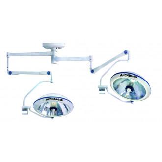 Хирургический потолочный светильник Аксима-520/ 520 в Краснодаре