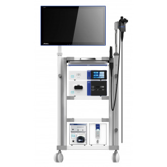 Видеоэндоскопическая система на базе видеоцентра AQ-100 Full HD (CBI+) в Краснодаре