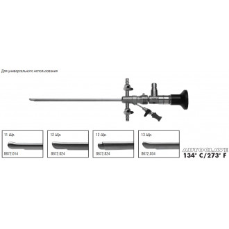 Цистоуретроскоп 8672 для оптики 2,7 мм в Краснодаре