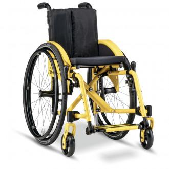 Детское кресло-коляска активного типа Berollka Junior2 Slt в Краснодаре