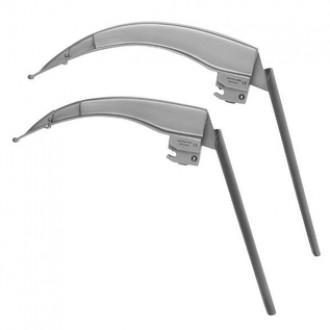 Клинки ларингоскопические Ri-Integral Flex Macintosh Ф.О. c гибким дистальным концом, со встроенными световодами в Краснодаре
