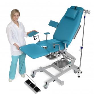 Гинекологическо кресло трехсекционное операционное электромеханическое ZERTS в Краснодаре