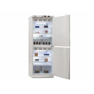 Холодильник фармацевтический двухкамерный ХФД-280 (140/140 л) с металлическими дверями в Краснодаре