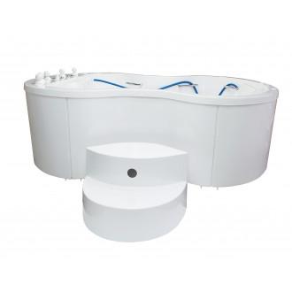 Ванна водолечебная Хаббарда для подводного душ-массажа в Краснодаре