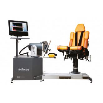 Изокинетический аппарат ISOFORCE для тестирования и реабилитации в Краснодаре