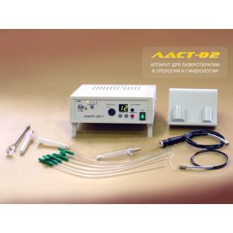 Аппарат «ЛАСТ-02» для лазеротерапии в урологии и генекологии в Краснодаре
