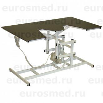 Стол ветеринарный универсальный СВУ-17 для УЗИ и эхо процедур в Краснодаре