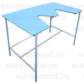 Стол ветеринарный СВУ-18 столешница полипропилен в Краснодаре