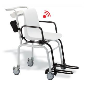 Медицинские беспроводные мобильные весы-кресло seca 954 в Краснодаре