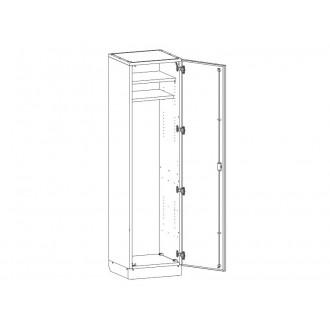 Шкаф медицинский МШ-1-06 для хранения инструментария в Краснодаре