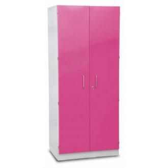 Шкаф медицинский высокий для хранения медикаментов (с полками, двухстворчатый) в Краснодаре