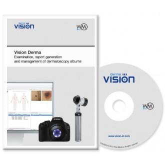 Программное обеспечение Vision Derma Basic в Краснодаре