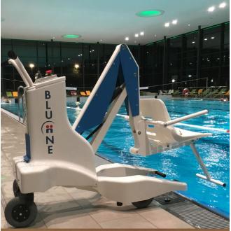 Мобильный подъёмник для бассейна DiGi BluOne в Краснодаре