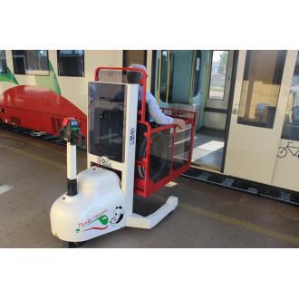 Мобильный подъёмник для железных дорог DiGi PandaStation в Краснодаре