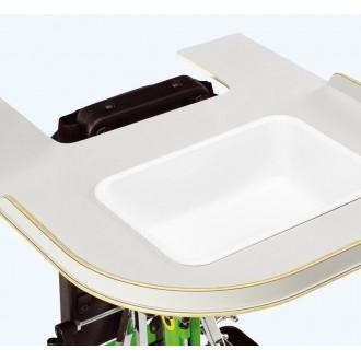Пластиковый стол с лотком для игрушек для R82 Gazell (Газель) в Краснодаре