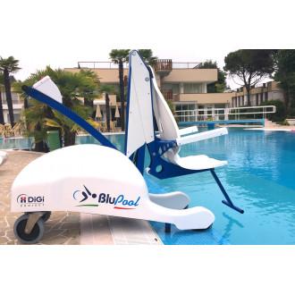 Мобильный подъёмник для бассейна BluPool  в Краснодаре