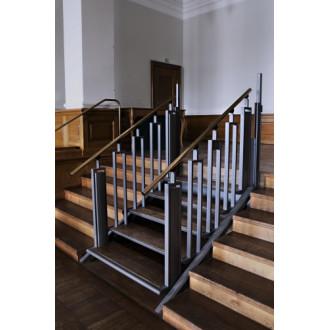 Лестница-трансформер FlexStep V2 / 5 ступенек / высота подъема до 1110 мм в Краснодаре