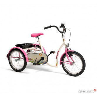 Трехколесный детский велосипед Vermeiren Happy (8-13 лет) в Краснодаре