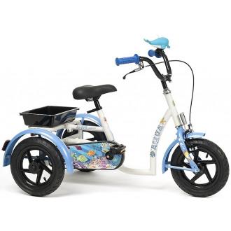 Трехколесный детский велосипед Vermeiren Aqua (3-7 лет) в Краснодаре